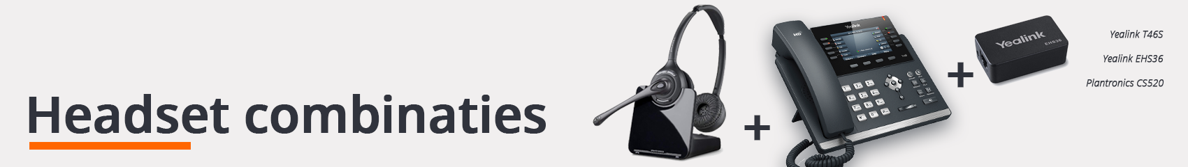 Zakelijke headsets