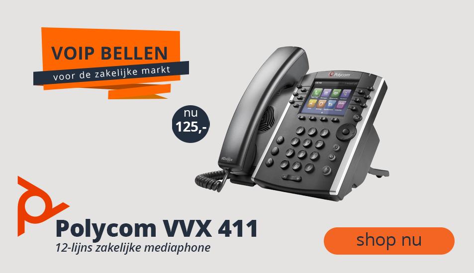 VoIP bellen voor de zakelijke markt