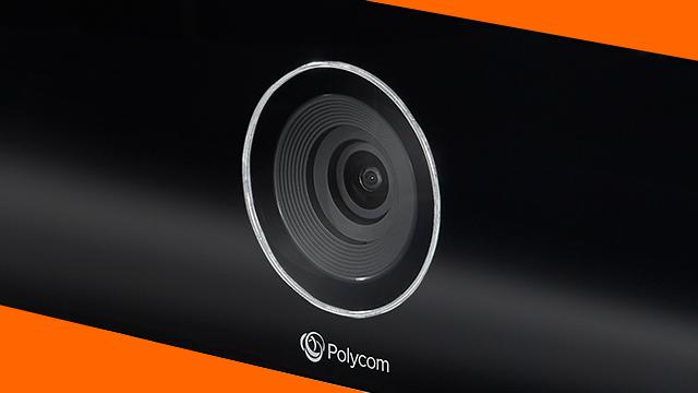 Polycom Studio 4K camera