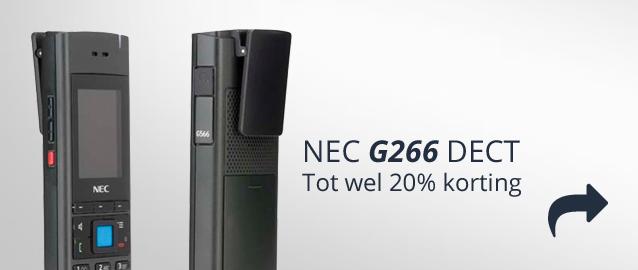 Nec G266 DECT